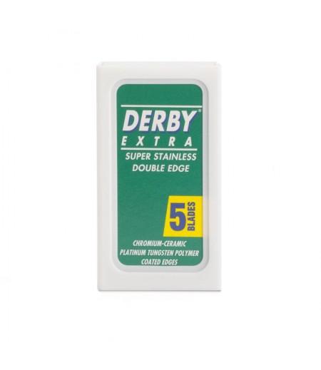 Сменные лезвия Derby Extra 5 шт.