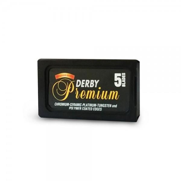 Сменные лезвия Derby Premium 5 шт.