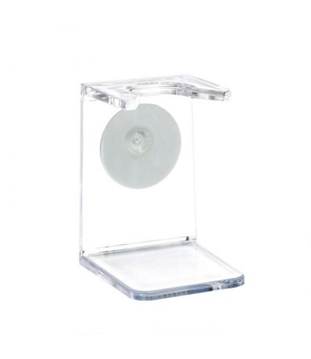 Подставка для помазка HJM прозрачная