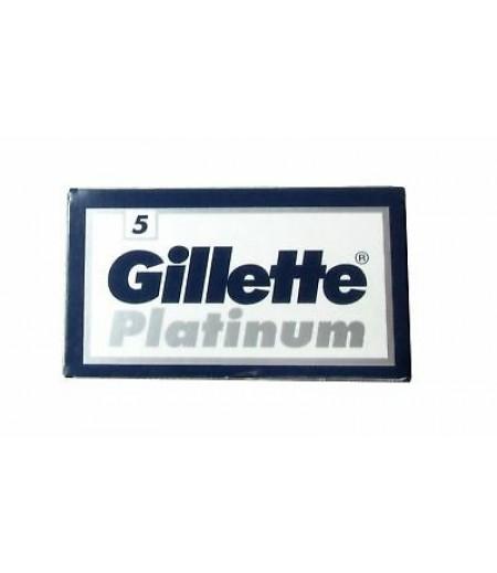 Сменные лезвия Gillette Platinum 5 шт.
