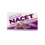 Сменные лезвия Gillette Nacet 5 шт.