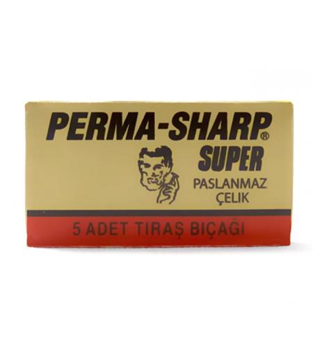 Сменные лезвия Gillette Perma-Sharp Super 5 шт.