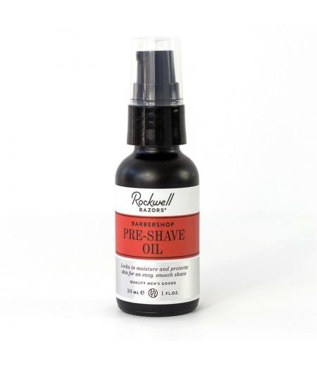 Pre-shave масло для бритья Rockwell 30 мл