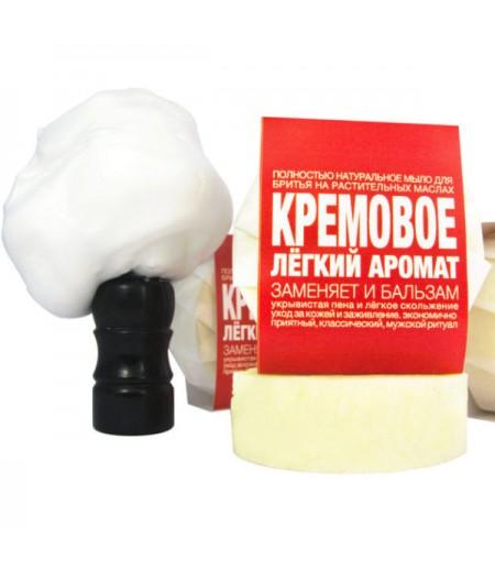 Мыло для бритья ТДС лёгкий аромат 75 гр