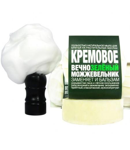Мыло для бритья ТДС можжевельник 75 гр