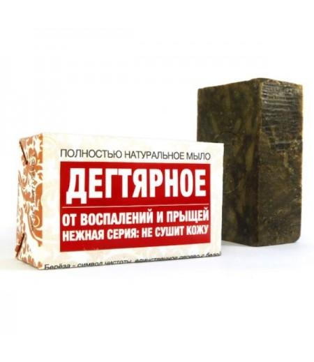 Мыло для лица ТДС Дегтярное 75 гр