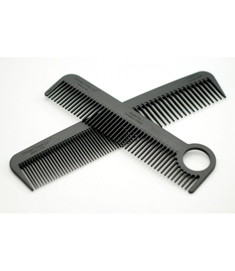 Chicago Comb Модель № 6 из углеродного волокна