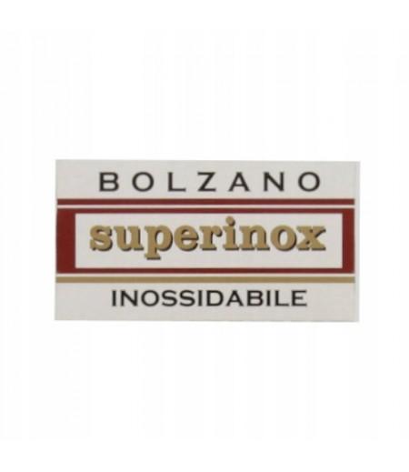 Сменные лезвия Bolzano Superinox 5 шт