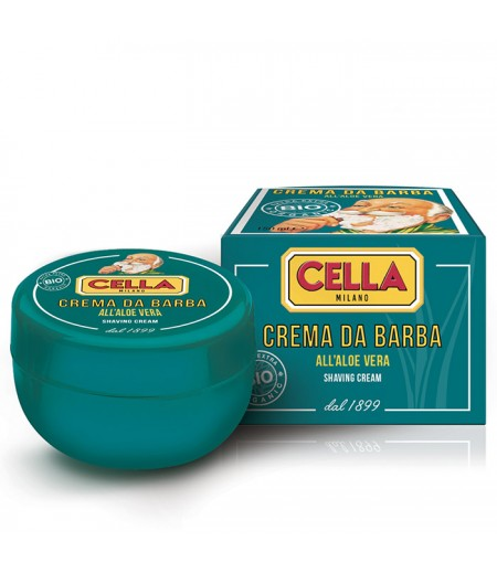Мыло для бритья Cella EXTRA BIO 150 мл