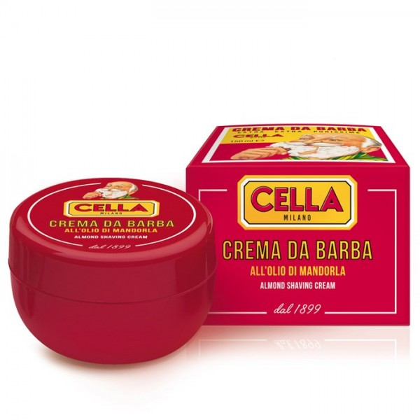 Мыло для бритья Cella 150 мл