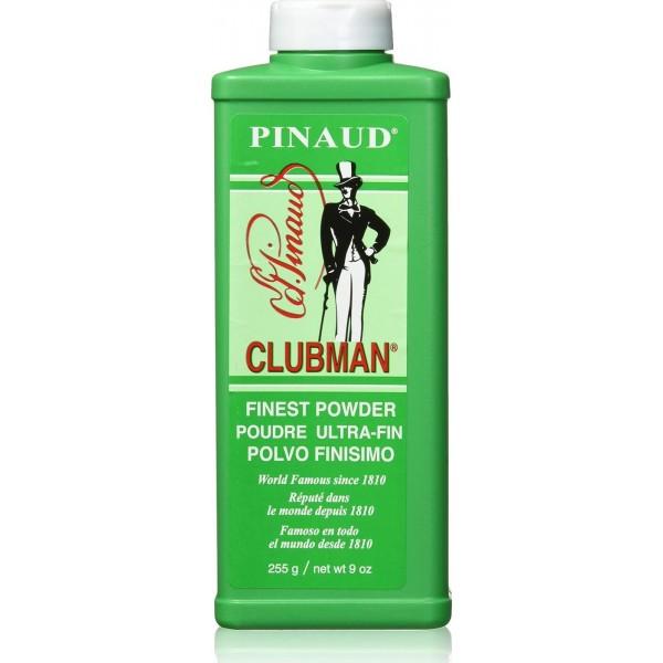Clubman UltraFin Powder Тальк суперлегкий, 255 гр