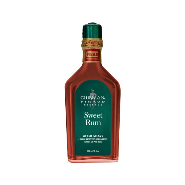 Clubman Sweet Rum Лосьон после бритья, 177 мл