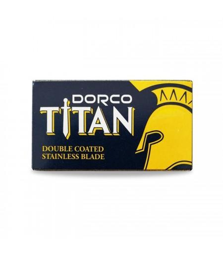 Сменные лезвия Dorco Titan 10 шт.