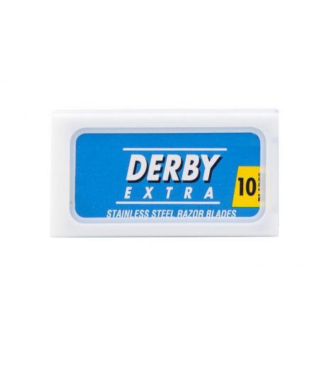 Сменные лезвия Derby Extra 10 шт.