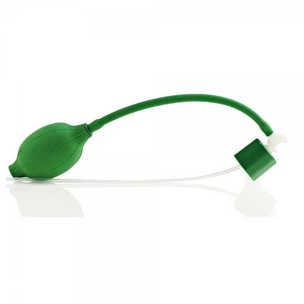 Парфюмерный распылитель Pp28-400 мл, зеленый