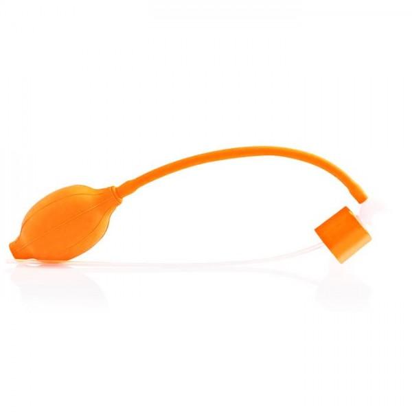 Парфюмерный распылитель Pp28-400 мл,оранжевый