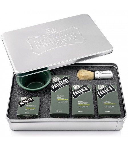 Proraso набор для бритья Cypress & Vetiver