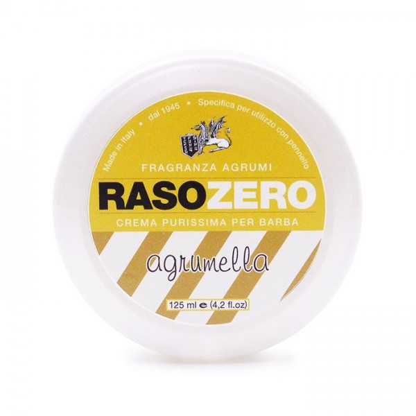 Мыло для бритья Rasozero Agrumella 125 мл
