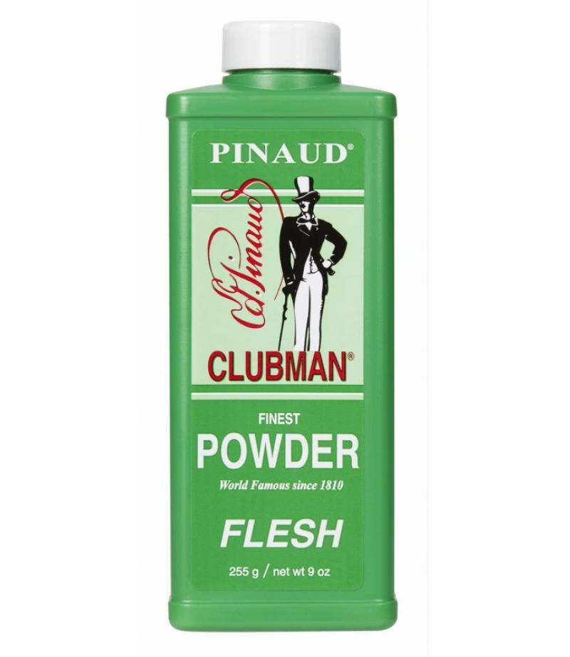 Clubman Finest Powder Тальк универсальный, 255 гр