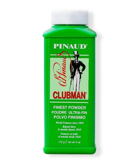 Clubman Finest Powder Тальк универсальный, 112 гр