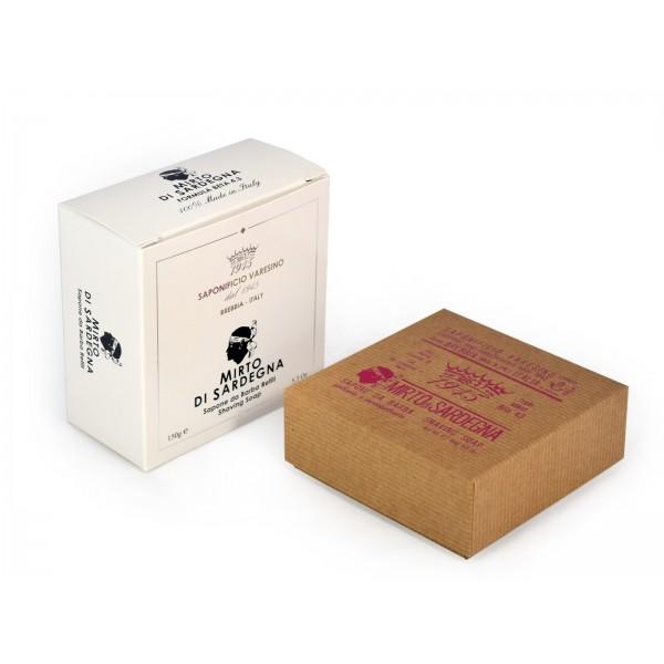 Мыло для бритья Saponificio Varesino Mirto di Sardegna 150г