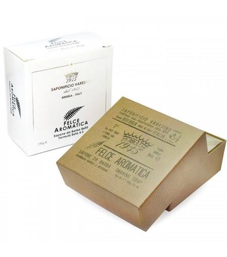 Мыло для бритья Saponificio Varesino Felce Aromatica 150г
