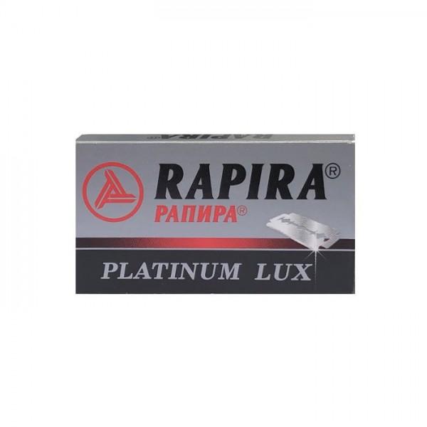 Сменные лезвия Rapira Platinum 5 шт.