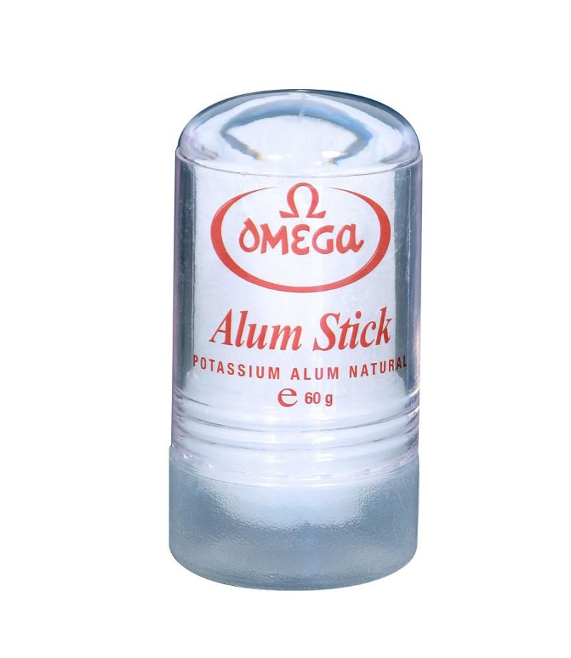 Квасцовый камень Omega 60 гр