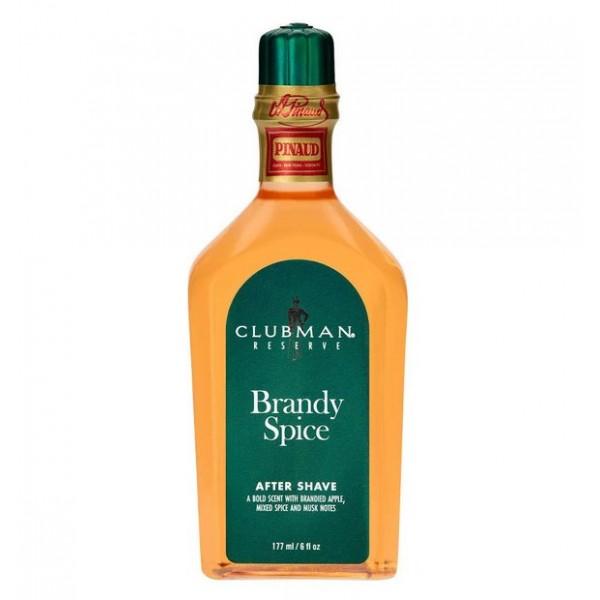 Clubman Brandy Spice Лосьон после бритья, 177 мл