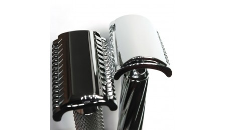 "Fatip Slant ""Lo Storto"" Closed Comb vs Razorock 37 German Slant"