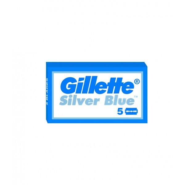 Сменные лезвия Gillette Silver Blue 5 шт.