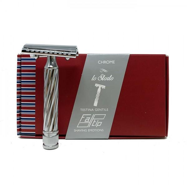 Т-образная бритва Fatip Slant Closed Comb, слант