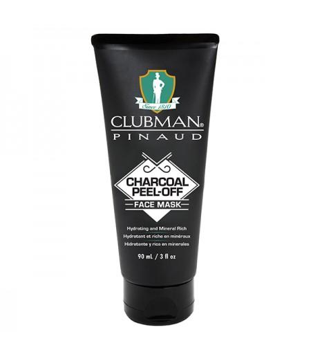 Clubman Очищающая черная маска для лица, 90 мл