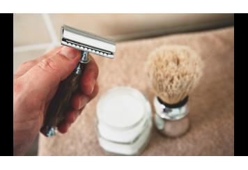 Правильная техника бритья. Делаем бритье комфортным.