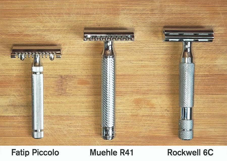 Сравнение R41, Piccolo, Rockwell 6C